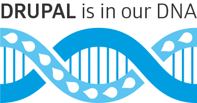 Drupal is in our dna